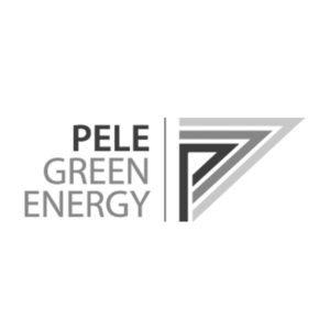 pele green energy logo