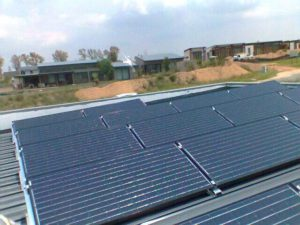 residential solar power