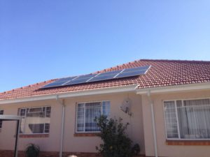 solar power for homes'