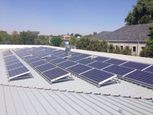 solar power for residential