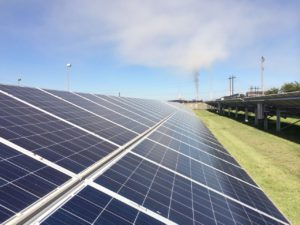 factories with solar power
