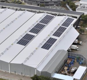 factories use solar energy