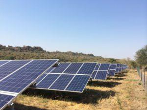sunworx solar power field