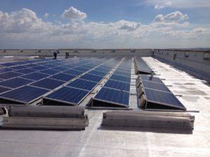 roof top solar power