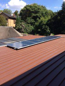 solar systems house