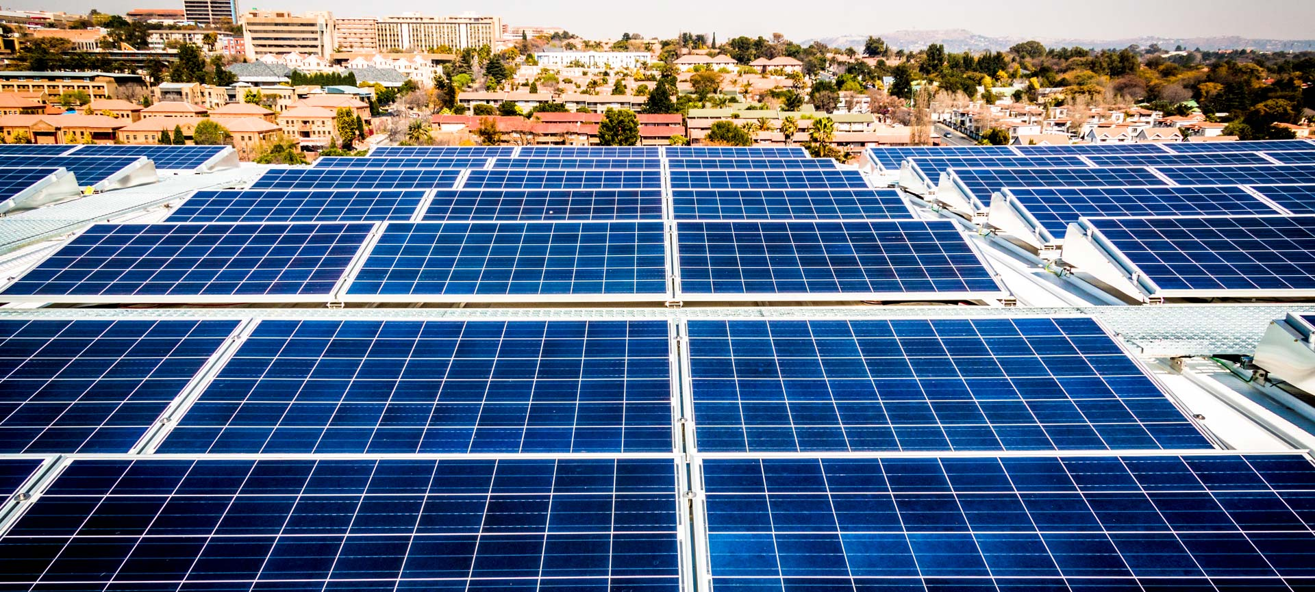 Award winning solar power company