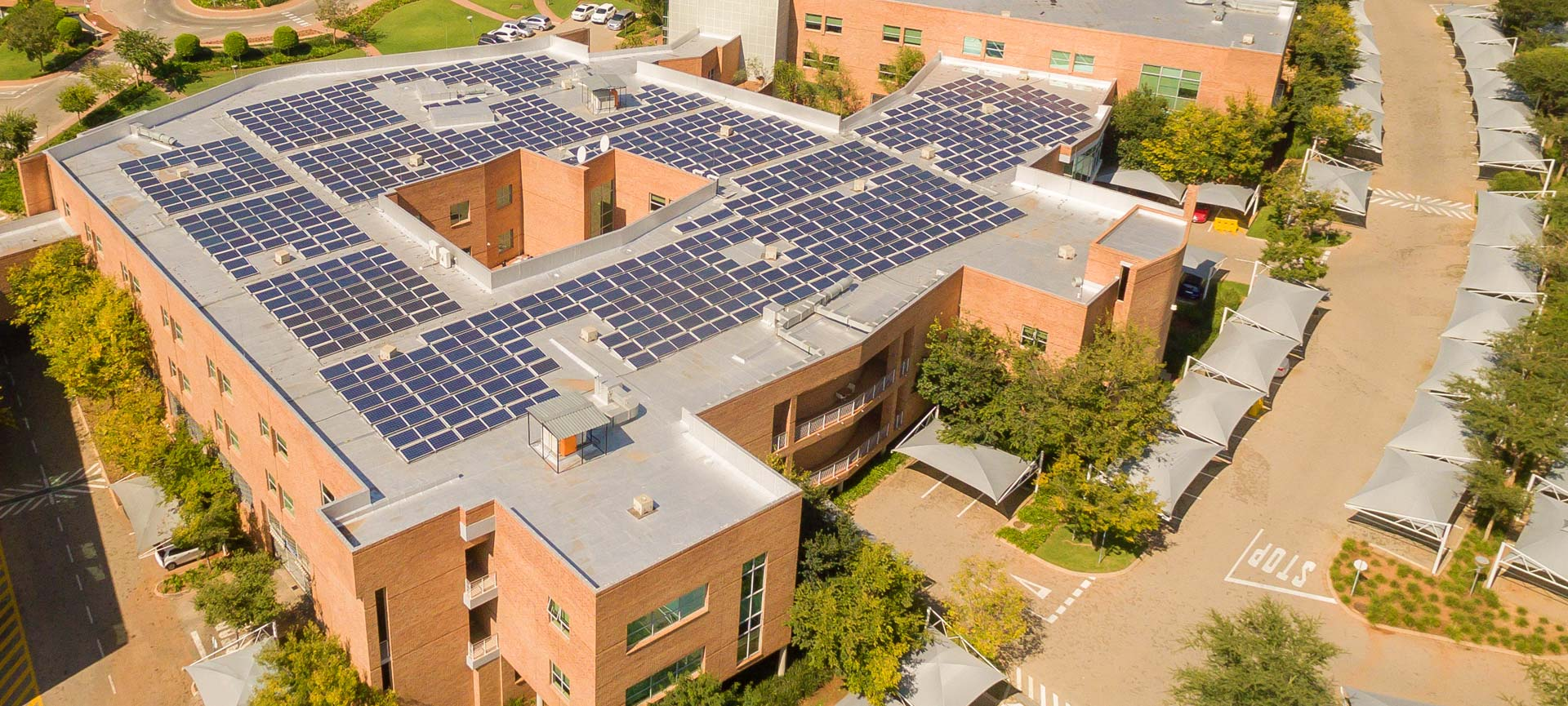 Find out what solar solutions Sunworx can offer your business