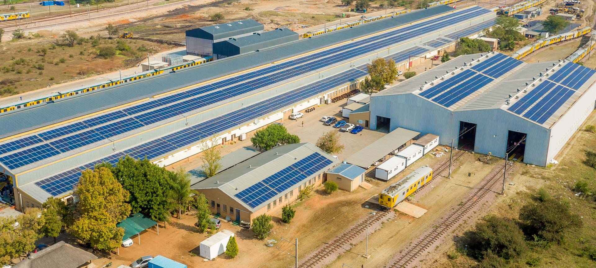 Over 10MW of solar plants installed across South Africa